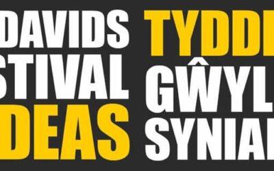 Festival of Ideas Presentations / Cyflwyniadau Gŵyl Syniadau